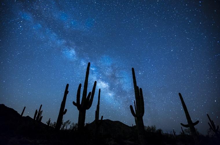 碧山旅行-非洲旅游-拍摄撒哈拉沙漠的星空