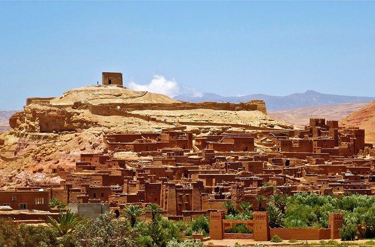 碧山旅行-非洲旅游-探访摩洛哥最美村落