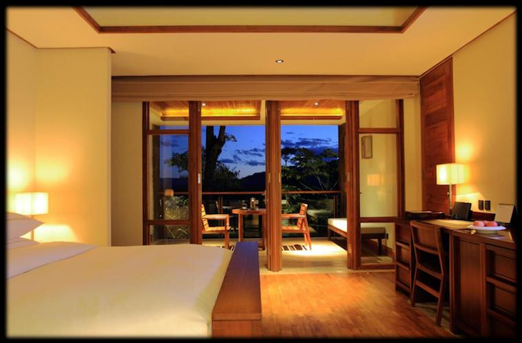 碧山旅行-房间体会大自然的芬芳