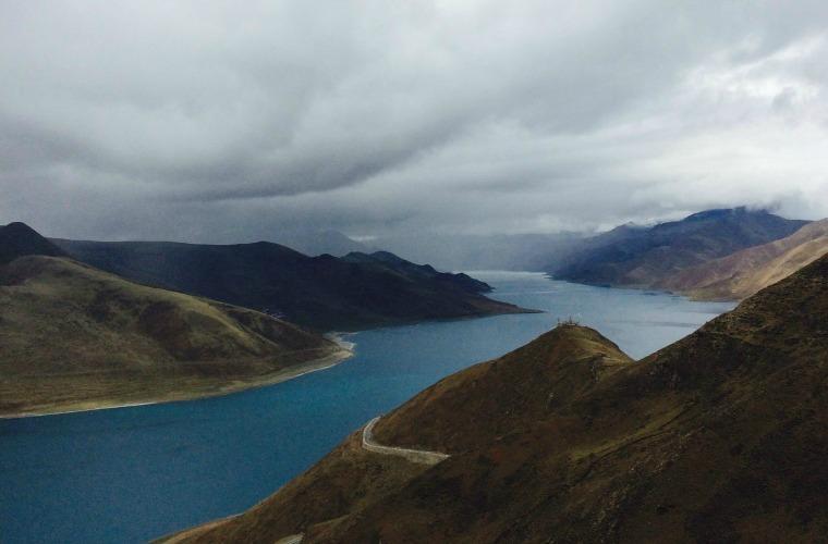 碧山旅行-藏区旅游-环羊卓雍措