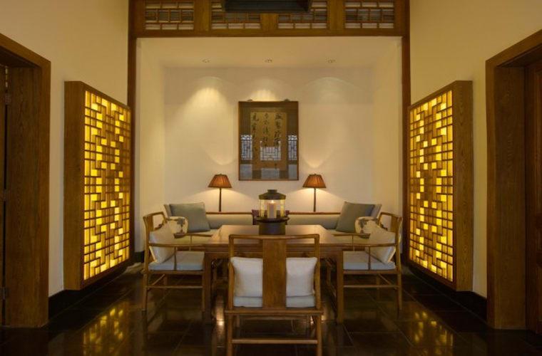 碧山旅行-中式典雅的住宿环境