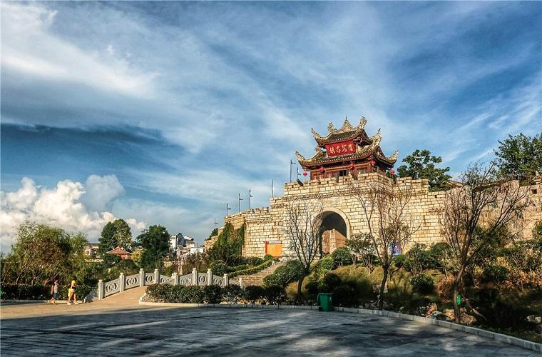碧山旅行-贵州旅游-青岩古镇