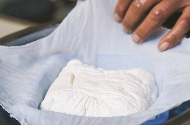 碧山旅行-学做中国式乳酪