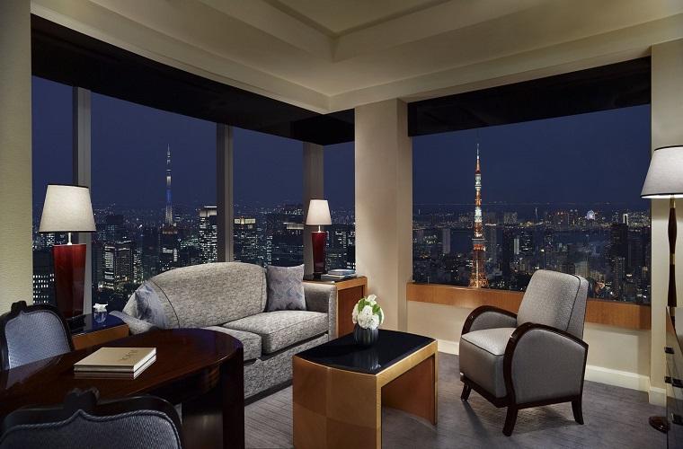 碧山旅行-日本旅游-坐拥东京全景