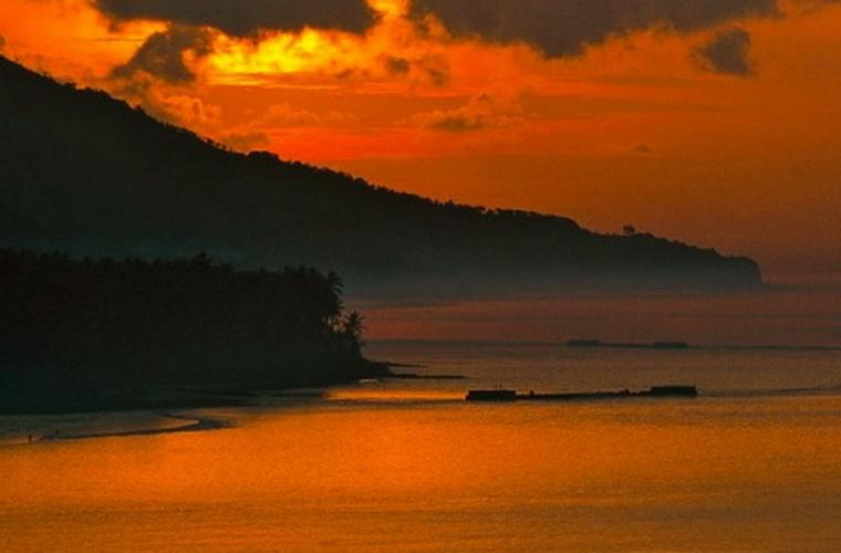 碧山旅行-海上美景