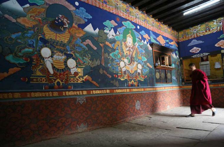 碧山旅行-不丹旅游-体会佛国不丹的魅力