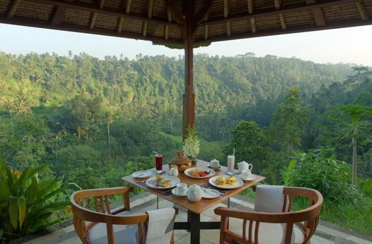 碧山旅行-安缦周围巴厘岛风景