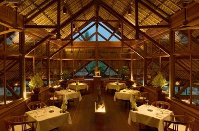 碧山旅行-安缦餐厅