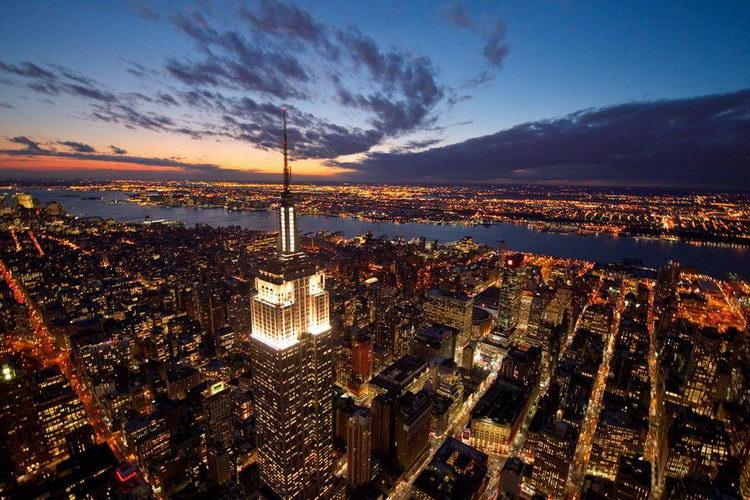 碧山旅行-美国旅游-帝国大厦