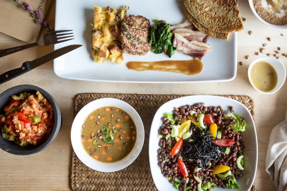 碧山旅游-受用最新鲜的食材以及安缦大厨的烹饪