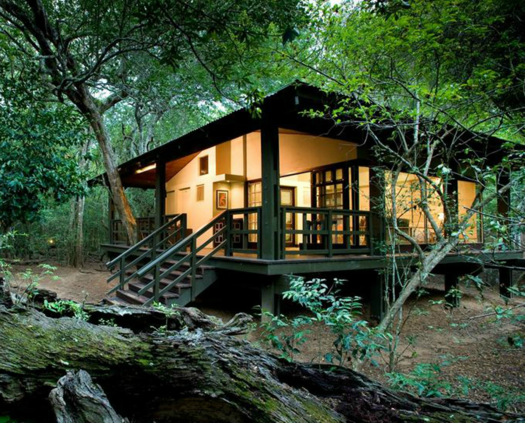 碧山旅行-非洲旅游-&Beyond Phinda Forest Lodge