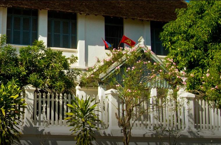 碧山旅行-老挝旅游-漫步琅勃拉邦街头