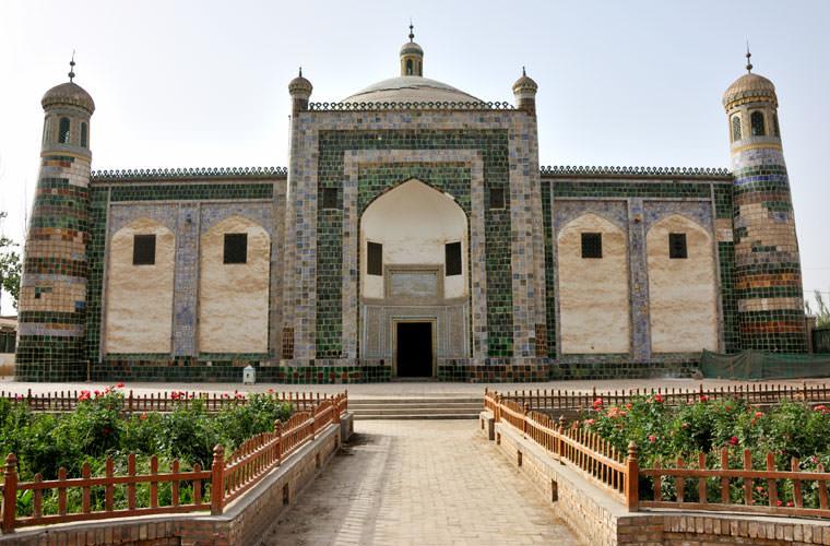 碧山旅行-伊斯兰建筑
