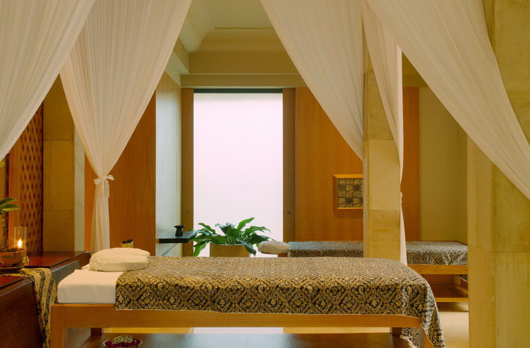 碧山旅行-爪哇安缦的房间配置