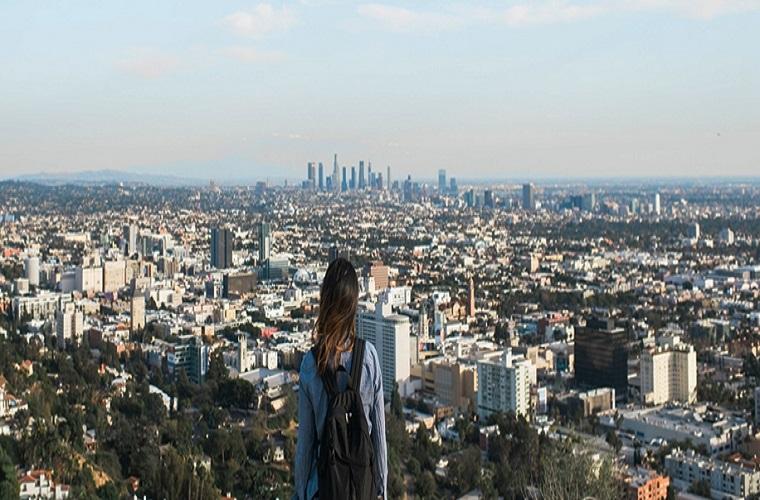 碧山旅行-旖旎的城市风光
