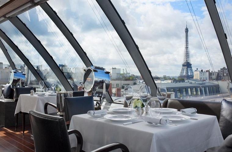 碧山旅行-航空主题餐厅