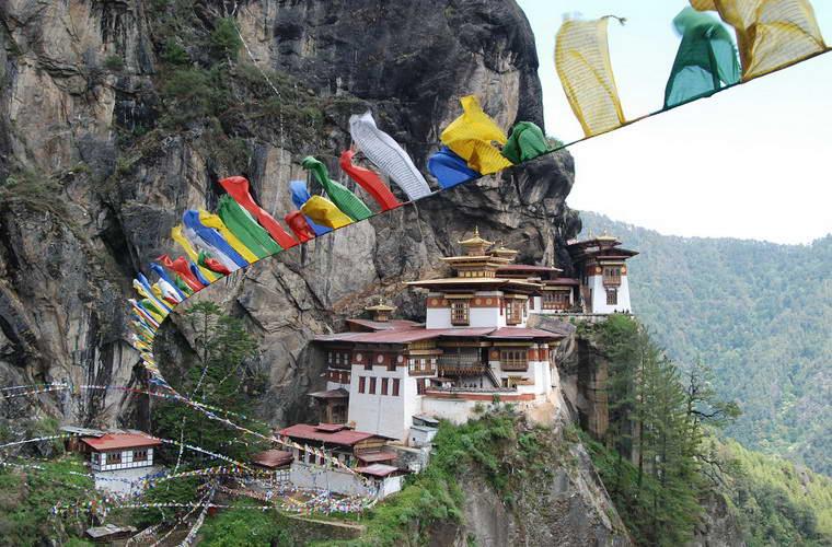 碧山旅行-不丹旅游-体验帕罗和廷布的文化风情