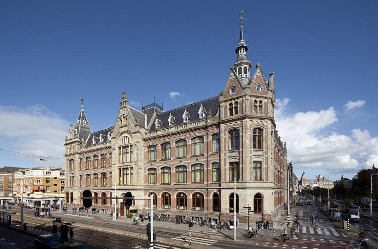 碧山旅行-阿姆斯特丹音乐学院酒店