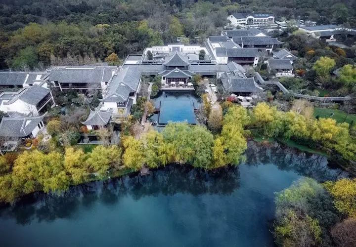 碧山旅行-杭州四季酒店