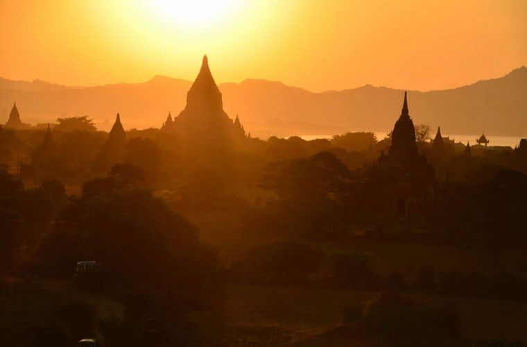 碧山旅行-缅甸旅游,佛国寻踪