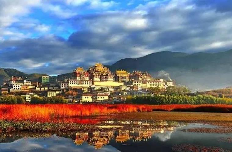 碧山旅行-藏区旅游,穿行滇西北雪山