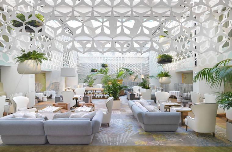 碧山旅行-巴塞罗那文华东方酒店