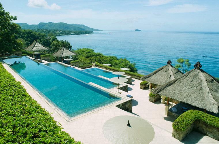 碧山旅行-巴厘岛安缦努沙