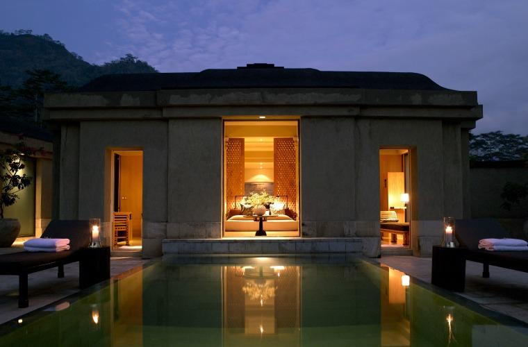 碧山旅行-印尼爪哇安缦酒店