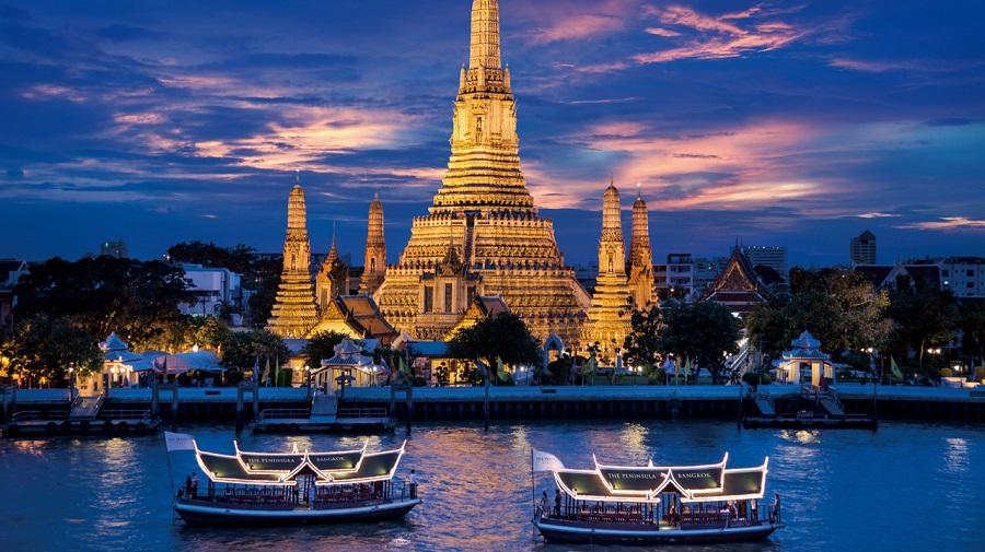 泰国 | 曼谷半岛酒店 (碧山专属福利)